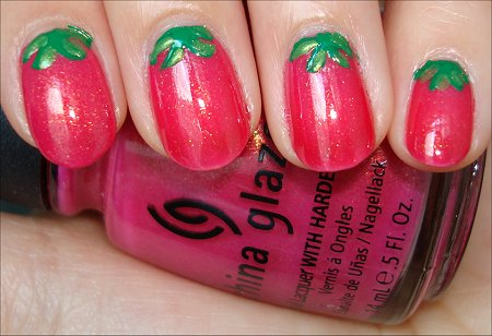 [تصویر:  Strawberry-Nail-Tutorial-Swatches.jpg]